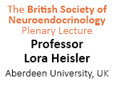 BSN Plenary: Professor Lora Heisler, University of Aberdeen, UK