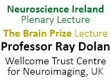 NSI Plenary: Professor Ray Dolan, Wellcome Trust Centre for Neuroimaging, UK